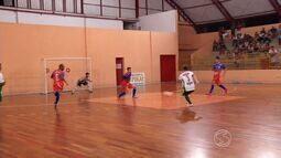 Resende vence Piraí e chega à liderança do grupo A da Copa Rio Sul de Futsal