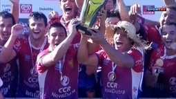 São José conquista heptacampeonato brasileiro de rúgbi
