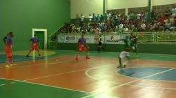 Porto Real vence Piraí por 5 a 3 pela Copa Rio Sul de Futsal