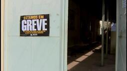 Greve dos servidores afeta postos de saúde em Divinópolis