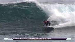 Mineirinho, Ítalo e Medina avançam na terceira etapa do Mundial de Surfe