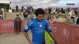 Italo Ferreira avança para as semifinais do Circuito Mundial de Surfe em Magaret River