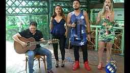 O 'É do Pará' entrevista a banda X-Calypso e descobre seus planos para 2016