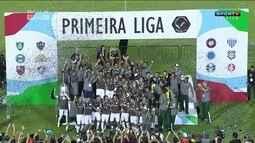 Lédio Carmona elogia final da Primeira Liga, mas vê Fluminense superior tecnicamente