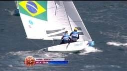 Pílulas olímpicas: Bruno Prada e Robert Scheidt conquistam bronze em Londres