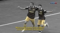 Ale Mandiatierra narra gol do Rosário contra o Grêmio