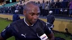 """Após retorno ao Botafogo com gol, Sassá diz: """"Não tem explicação o sentimento"""""""