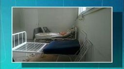 Teto de enfermaria desaba em cima de paciente no Hospital Regional de Araguaína