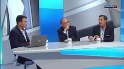 Comentarista diz que o Internacional não tem um bom elenco, além de má atuação de Argel