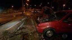 Acidente deixa um ferido na Região Noroeste de Belo Horizonte