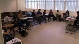 Começam as aulas no campus da Unifesp em Guarulhos