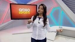 Globo Esporte MG - programa de terça-feira, dia 03/05/2016 - primeiro bloco na íntegra