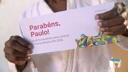 Morador de Jacareí vai carregar a tocha Olímpica