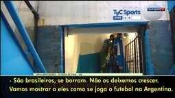 Jaime Júnior faz alerta ao Atlético-MG após vídeo de goleiro do Racing