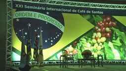 Seminário Internacional de Café é realizado em Guarujá