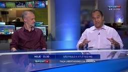 Para Chico Maia, Aguirre precisa avançar na Libertadores para seguir no Galo