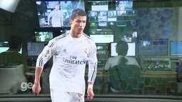 CR7 apresenta Revista da UEFA, no clima da final da Liga dos Campeões