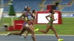 Seis atletas conseguem índice olímpico em evento-teste de atletismo