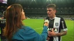 Jocinei analisa empate contra o Cruzeiro e destaca importância do ponto fora de casa