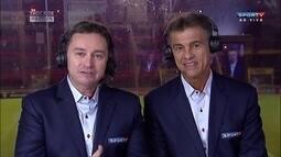 Comentaristas analisam empate em 1 a 1 entre Sport e Botafogo