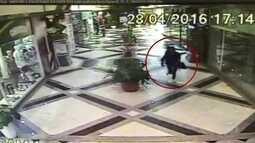 Polícia prende casal suspeito de assaltar bancos e joalherias