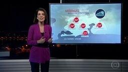 Rio deve ter mais um dia frio nesta quarta-feira (25)