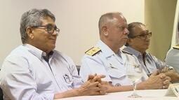 Marinha realiza assembleia geral para prestar contas dos serviços da Soamar