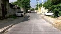 RJ Móvel visita rua em Sepetiba