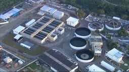 Prefeitura inaugura estação de tratamento de esgoto em Deodoro, na Zona Oeste