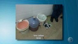 Agentes penitenciários revistam presídios em Caicó e Mossoró