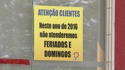 Comerciantes sentem reflexos da queda no movimento de turistas na PR-323