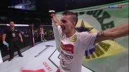 Thomas Almeida vai fazer a luta mais importante da sua carreira contra Cody Garbrandt