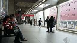 Passageiros criticam falta de segurança em trens da CPTM