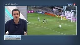 Fernandes fala sobre derrota do Galo e mudanças no time com o comando de Oliveira