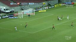 Time do Sampaio Corrêa perde para a equipe do Náutico em Pernambuco