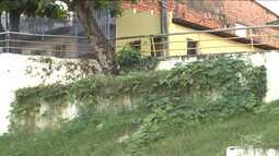 Árvore cai no Largo de São Pedro e é retirada pela prefeitura de São Luís