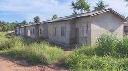 Em Santana, reintegração de imóveis no conjunto do Delta do Matapí é suspenso
