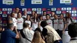 Judocas convocados comentam expectativa para a Olimpíada do Rio de Janeiro