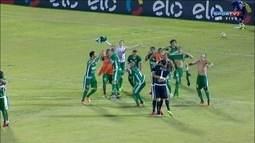 Veja os melhores momentos de ABC x Gama pela segunda fase da Copa do Brasil