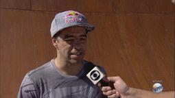 Festival João Rock traz show de manobras do skatista Mineirinho