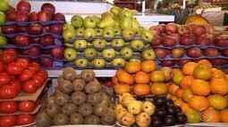 Saiba como escolher frutas e legumes