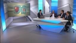 Vilarón diz que evolução do Flamengo é nítida