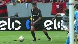 Flamengo e São Paulo empatam por 2 a 2, em Brasília, pelo Campeonato Brasileiro