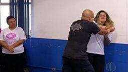 Itaquaquecetuba aposta em curso de defesa pessoal para reduzir violência contra mulheres