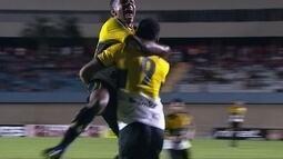 Os gols de Vila Nova 2 x 3 Criciúma pela 11ª rodada da Série B