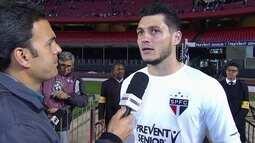 Denis diz que o empate em casa é muito ruim, independentemente do adversário