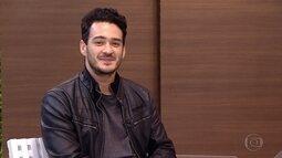Marcos Veras apresenta espetáculo 'Acorda pra Cuspir' em Belo Horizonte