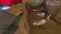 Polícia acha casa onde Fat Family estava escondido após fuga