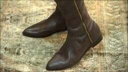 Banho de Loja mostra combinações com botas para usar neste inverno