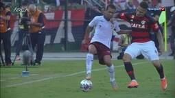 Flamengo e Fluminense se enfrentam em Natal pelo Campeonato Brasileiro